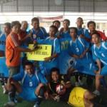 Futsal turnamen 2012