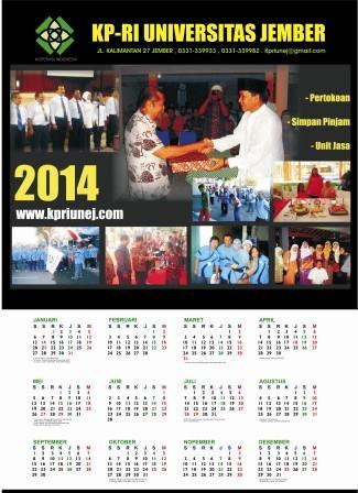 kalender cetak